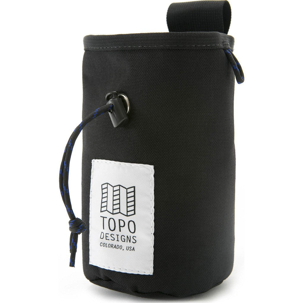 Topo Designs Chalk Bag | Black