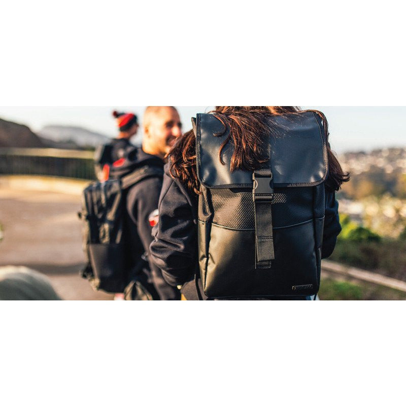 Lexdray Symmetry Toronto Pack Backpack | Black