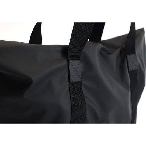 RAINS Waterproof Tote Bag Rush | Black