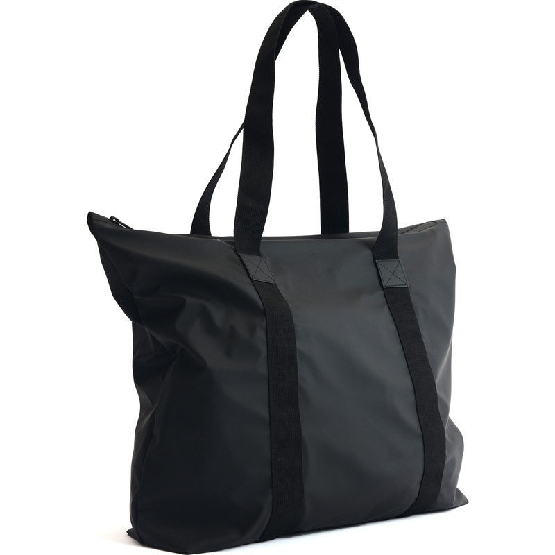 RAINS Waterproof Tote Bag | Black