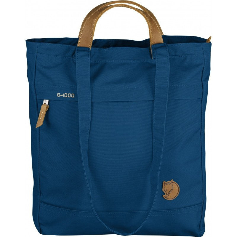 Fjällräven Totepack No. 1 Tote Bag | Lake Blue 24203-539