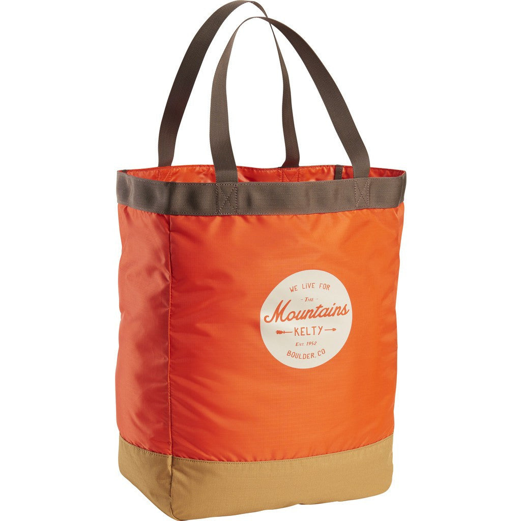 Kelty Totes Tote Bag | Orange/Brown 27668417FOCB