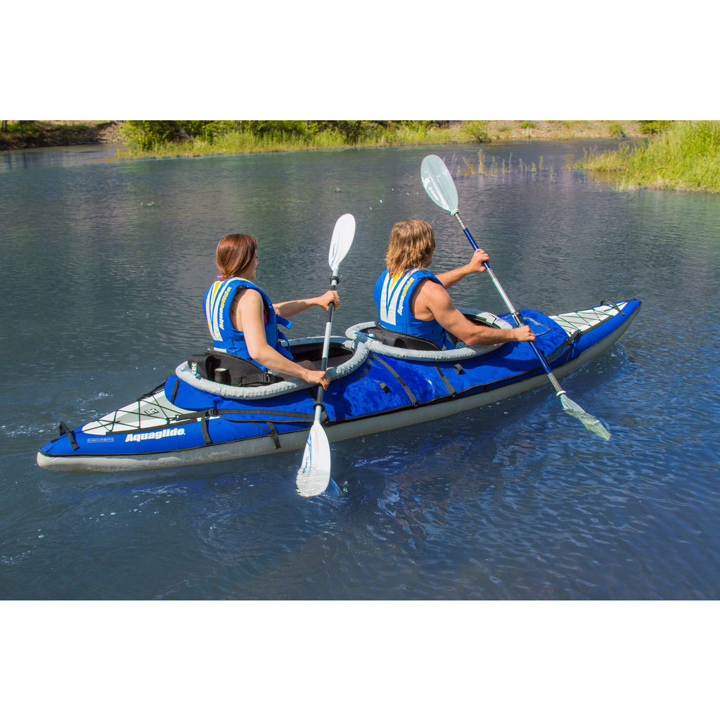 Aquaglide Touring Kayak Deck Cover | Double 2 58-5215067