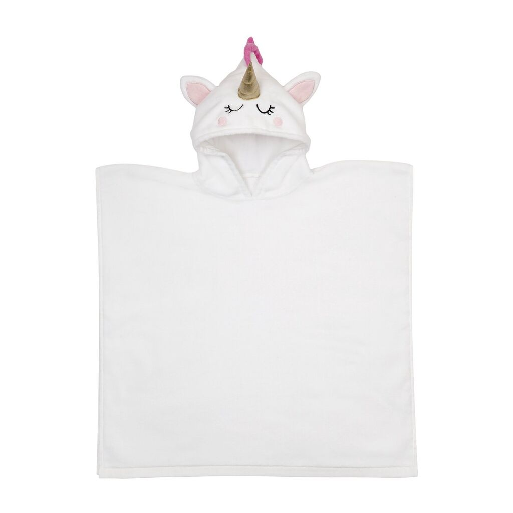 Sunnylife Unicorn Kids Hooded Beach Towel