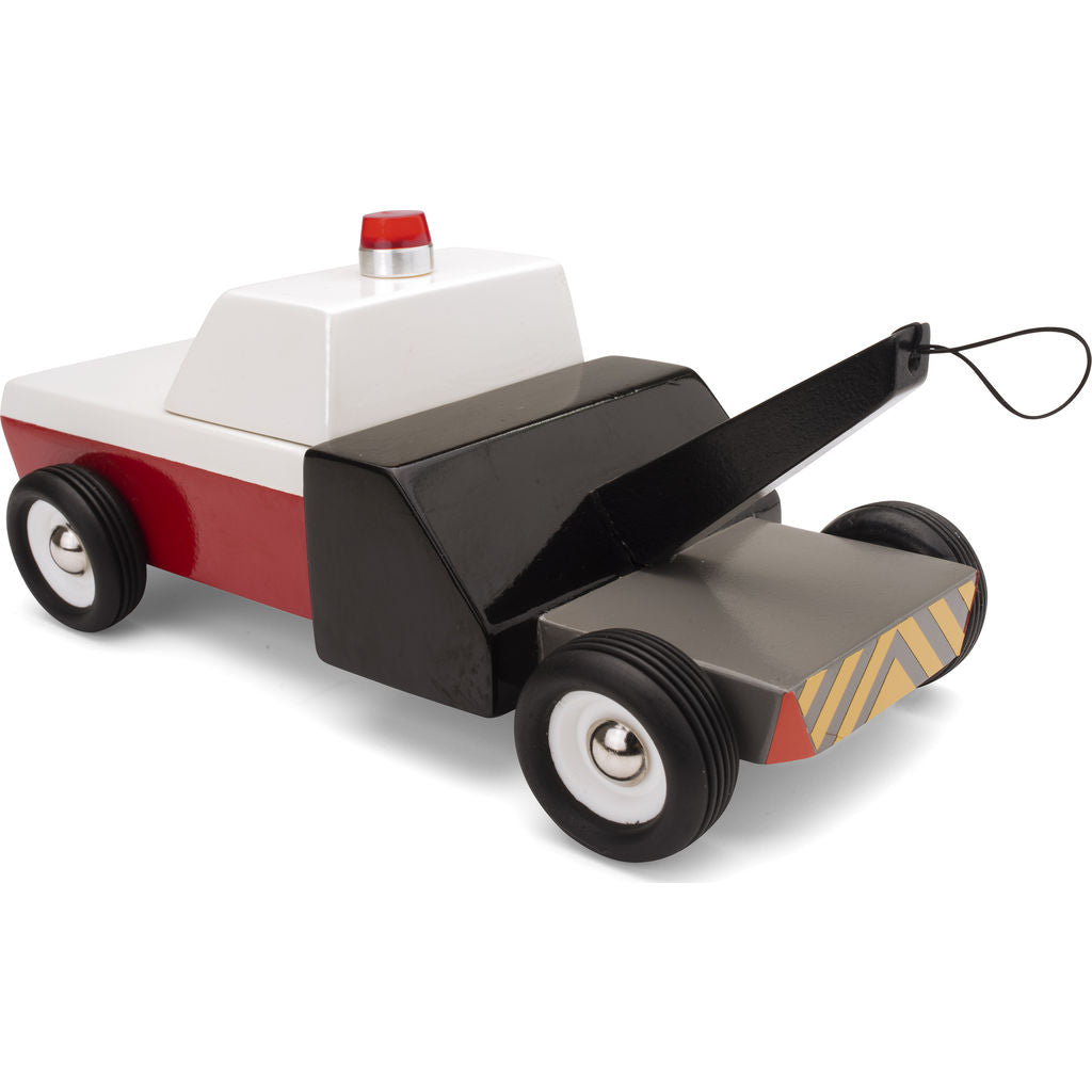 Candylab Towie Tow Truck | Red/Black/White