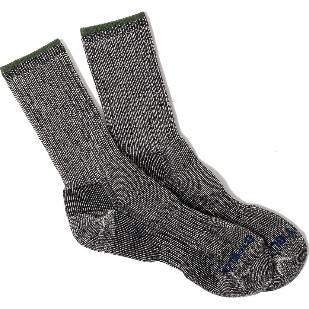 United By Blue Trail Socks | Olive S 00A-1TS-OL