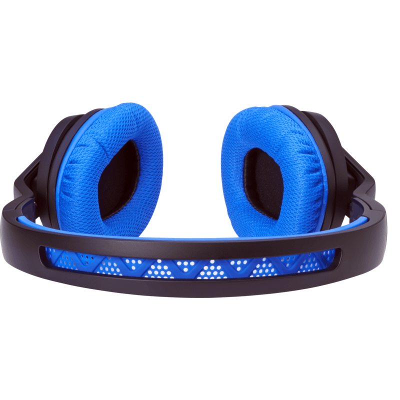 Soul Transform Active Performance On-Ear Headphones | Electric Blue