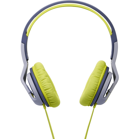 Soul Transform Active Performance On-Ear Headphones | Lightning Green