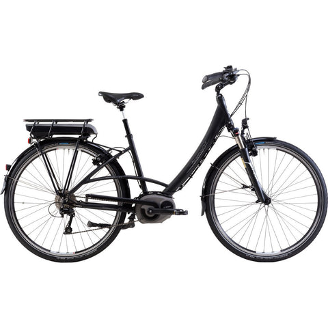Steppenwolf Transterra Wave E1 Electric Bicycle 700 c X 55 cm | Matte Black- SWE025-5501W-1