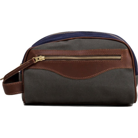 United By Blue Travel Case | Navy/Grey TRAVELCASE-GY