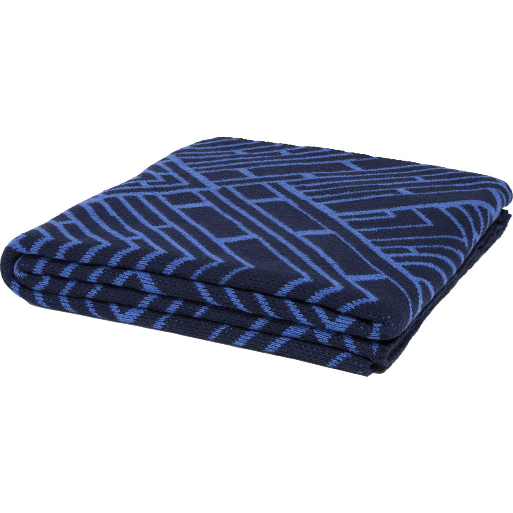 Stacy Garcia Trellis Eco Throw | Marine/Ocean- SG-TR02