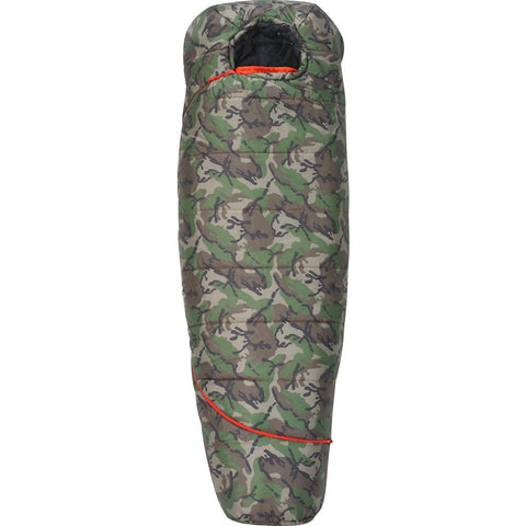 Kelty Tru.Comfort Kids 20F Boys Sleeping Bag | Camo Short Rh 35420116SR