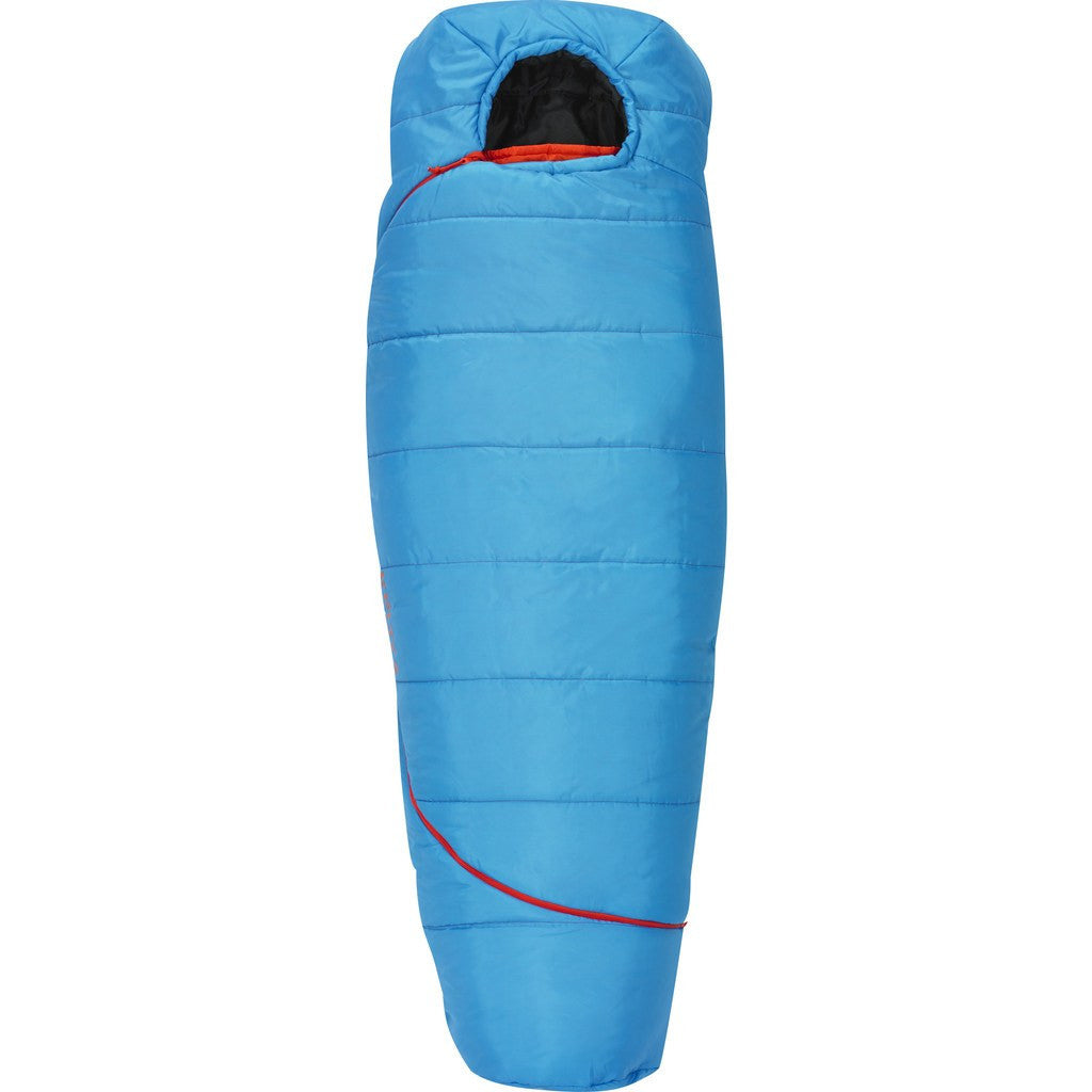 Kelty Tru.Comfort Kids 35F Boys Sleeping Bag | Blue Short Rh 35420316SR