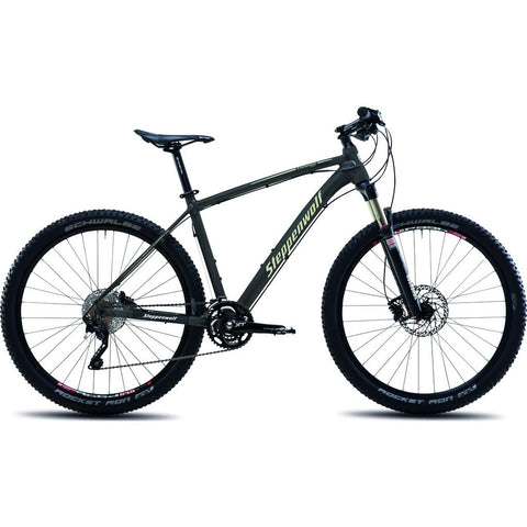 Steppenwolf Tundra Pro Hardtail MTB Bicycle | Anthricite/Desert Matte