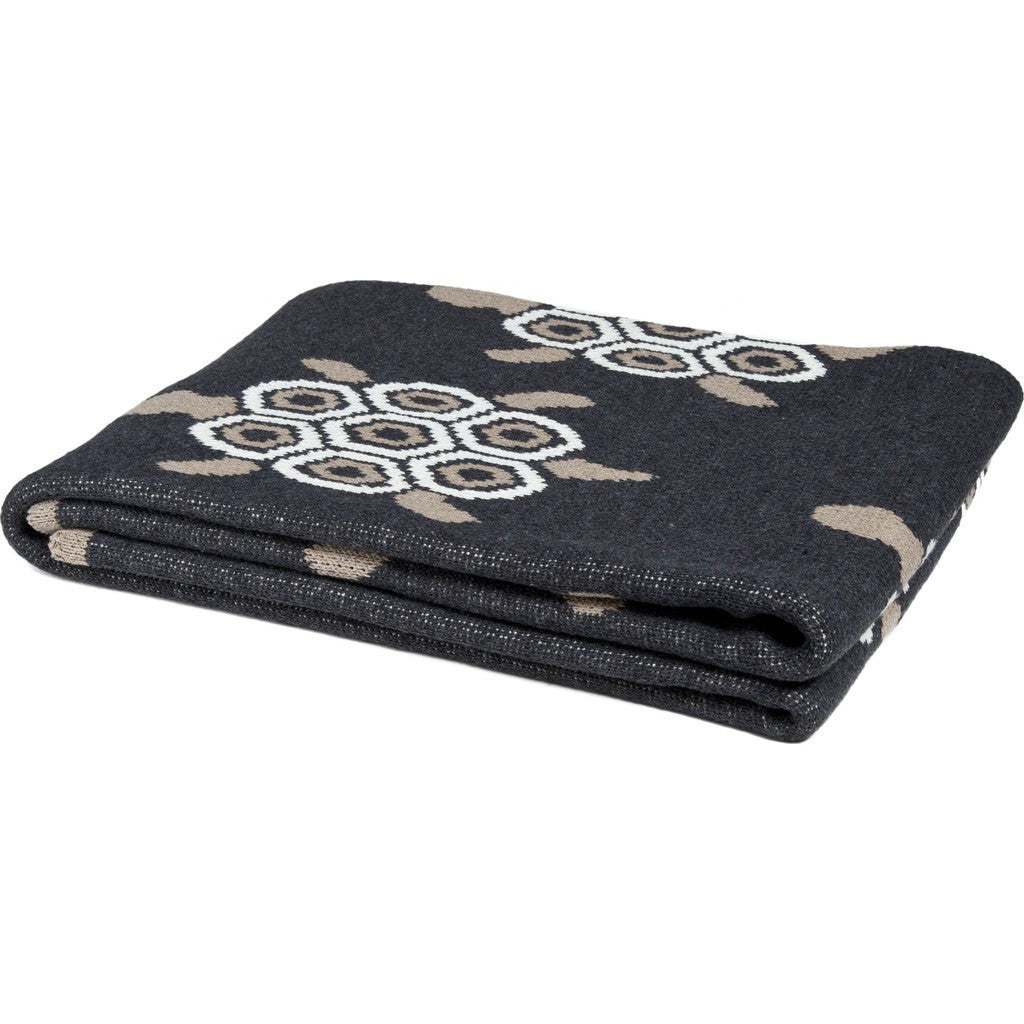 in2green Turtles Eco Throw | Smoke/Hemp BL01TT4