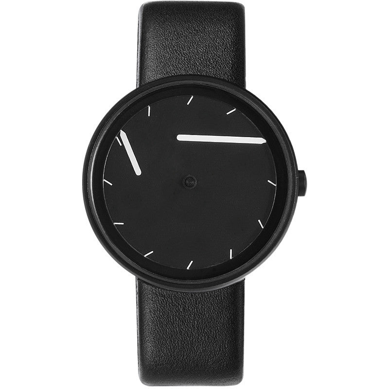 Projects Watches Johannes Lindner Twirler Watch | Black