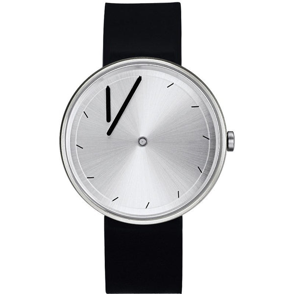 projects watches johannes lindner twirler watch steel 7320 g sportique. Black Bedroom Furniture Sets. Home Design Ideas