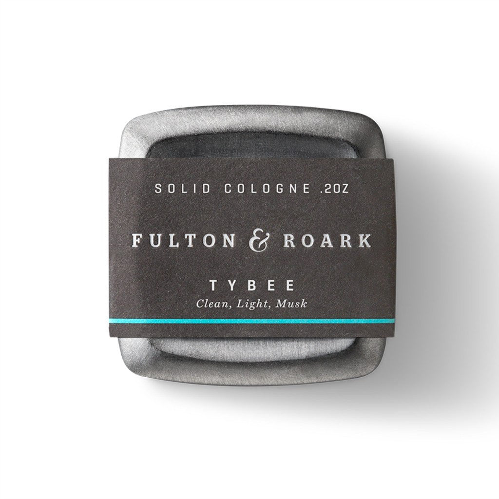 Fulton & Roark Tybee Solid Cologne | .2 oz COLTY01