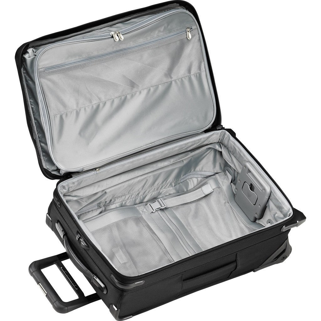 Briggs & Riley Domestic Carry-On Expandable Upright Suitcase | Black