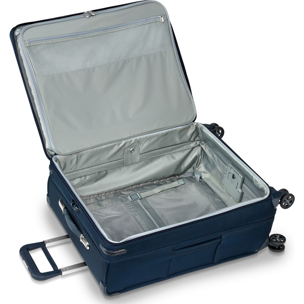 Briggs & Riley Large Expandable Spinner Suitcase  | Navy- U128CXSP