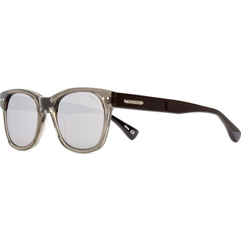 Vestal Unions Sunglasses | Grey/Black/Silver Mirror VVUN011