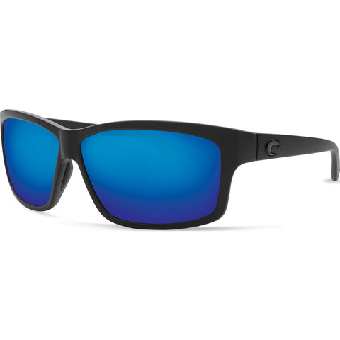 Costa Cut Blackout Sunglasses | Blue Mirror 580P