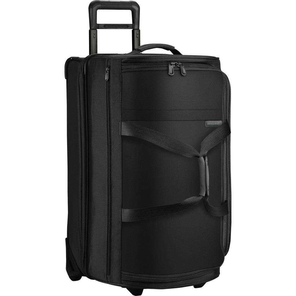 Briggs & Riley Medium Upright Suitcase Duffle | Black UWD127