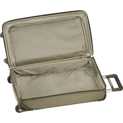 Briggs & Riley Medium Upright Suitcase Duffle | Olive UWD127