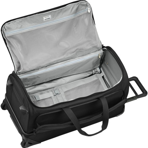 Briggs & Riley Large Upright Suitcase Duffle | Black UWD129