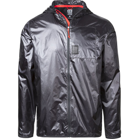 Topo Designs Ultralight Jacket | Black Small