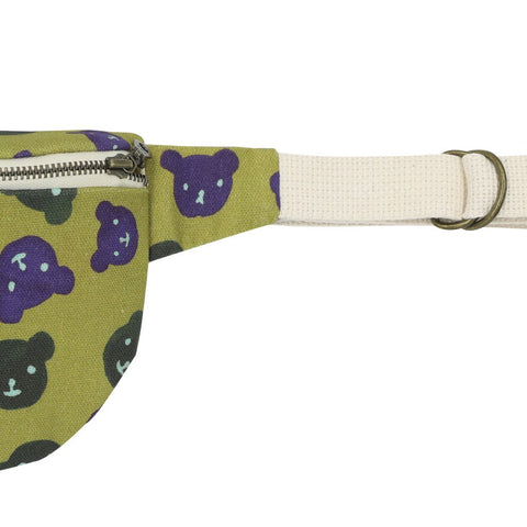 Avenue Dee x Curio Wolf Fanny Pack | Unbearable