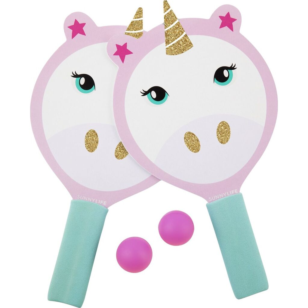 Sunnylife Unicorn Kids Beach Bats
