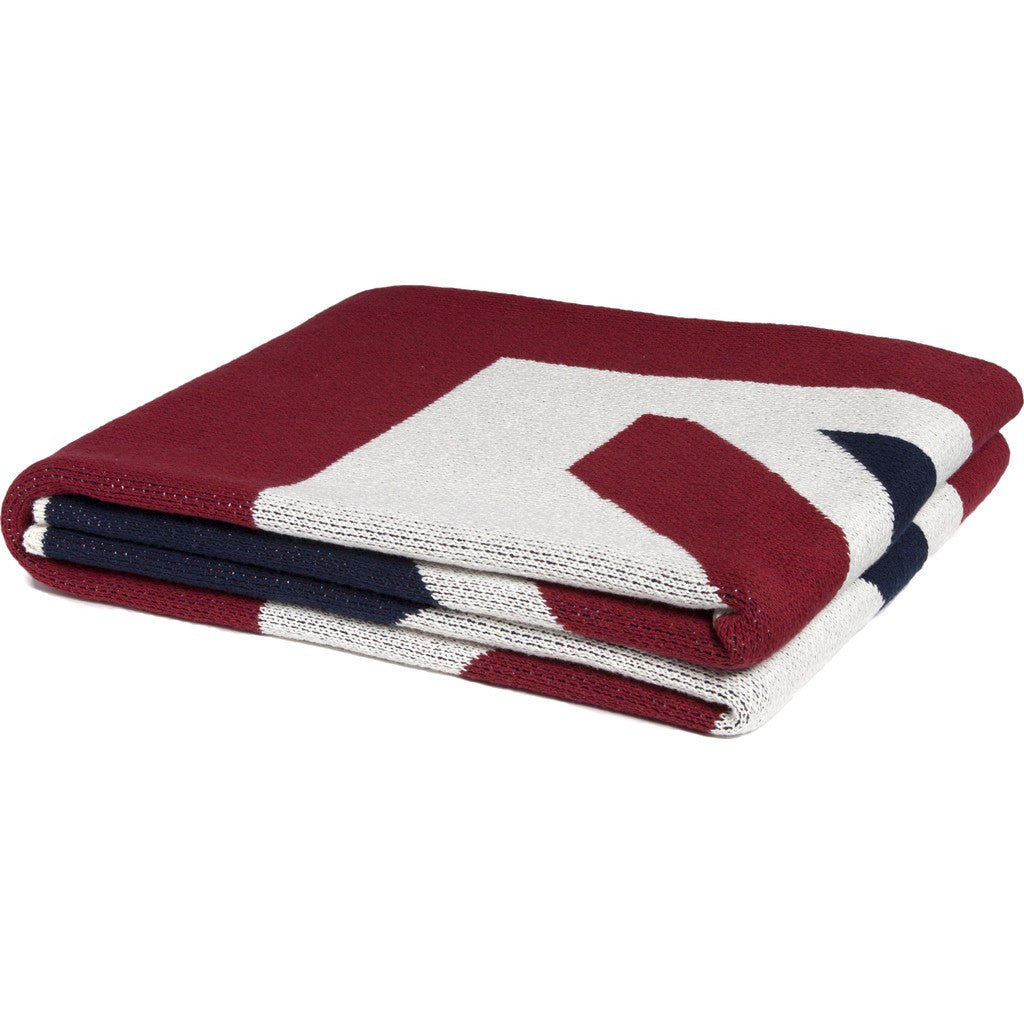in2green Union Jack Eco Throw | Red/White/Blue BL01UJ1