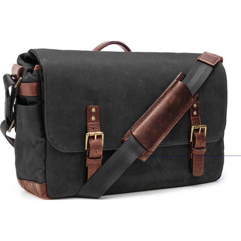 ONA Union Street Camera Messenger Bag | Black ONA5-003BL Ê
