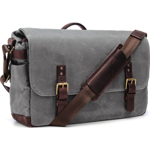 ONA Union Street Camera Messenger Bag | Smoke ONA5-003GR Ê Ê