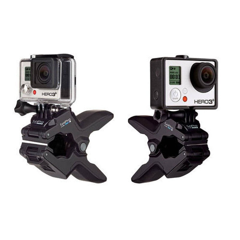 GoPro Jaws: Flex Clamp Mount | For All Hero Models