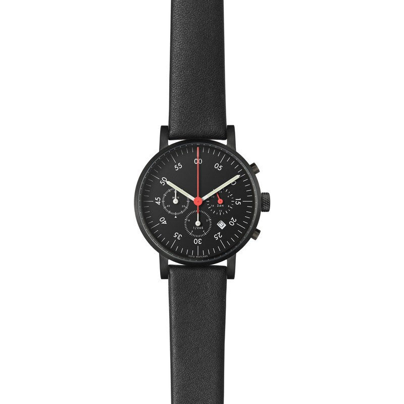 VOID V03C Watch | Black/Black V03C-BL/BL/BL