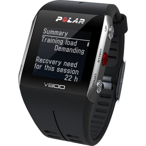 Polar V800 GPS Sport Tracking Watch HR | Black