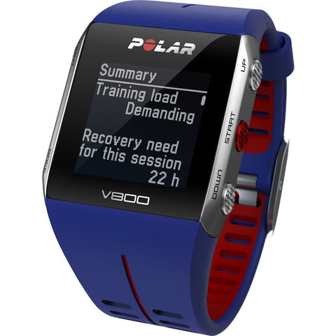 Polar V800 GPS Sport Tracking Watch | Blue
