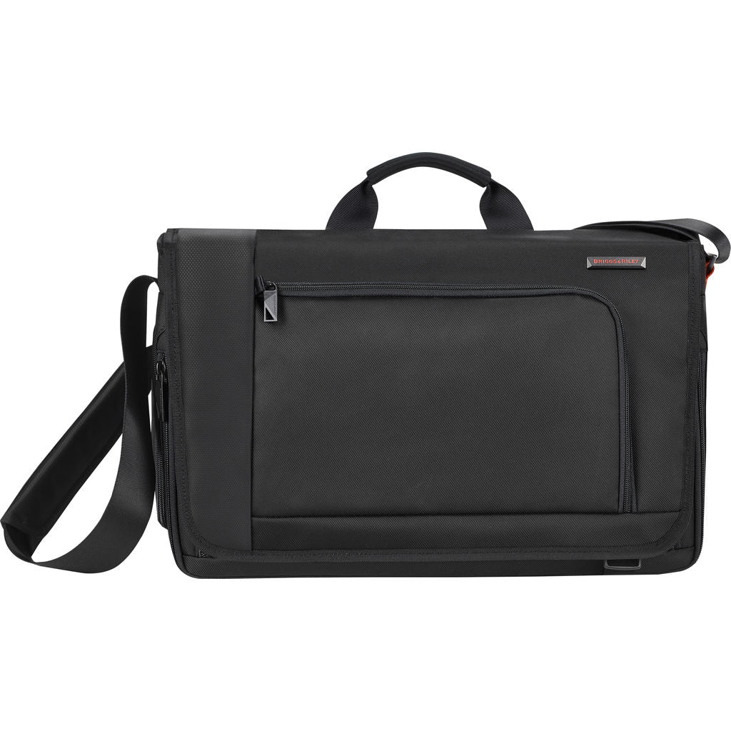 Briggs & Riley Dispatch Messenger Bag | Black