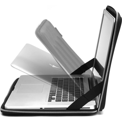 Booq Viper Work-In Macbook Case | Graphite