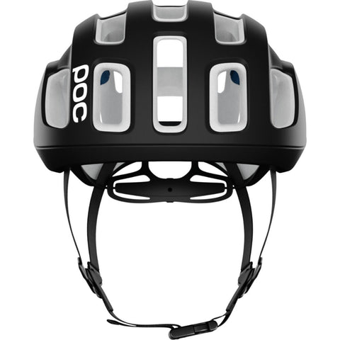 POC Ventral Air Spin NFC Bicycle Helmet | Uranium Black/Hydrogen White