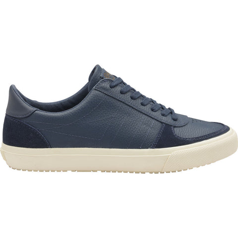 Gola Men's Venture Plimsoll Sneakers | Navy/Off White