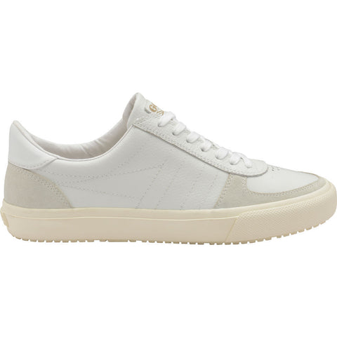 Gola Men's Venture Plimsoll Sneakers | White/Off White
