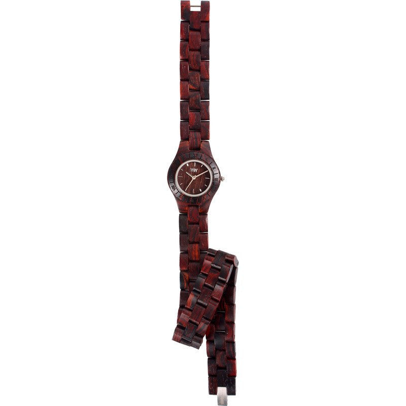 WeWood Venus Indian Rosewood Wood Watch | Chocolate