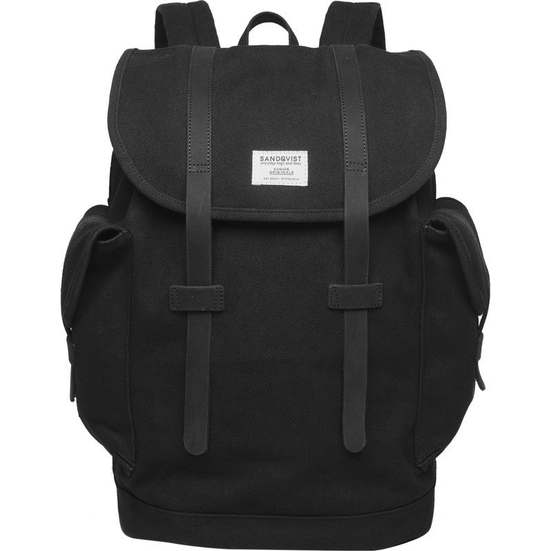 Sandqvist Vidar Backpack | Black