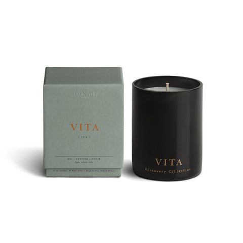 Discovery Collection: Premium Soy Wax Discovery Candle | Vita