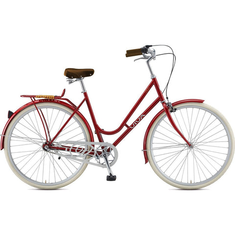 Viva Dolce Classic City Cruiser Bicycle VIV-011-3A