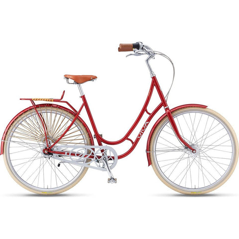 Viva Juliett Classic 7 City Cruiser Bicycle VIV-011-6