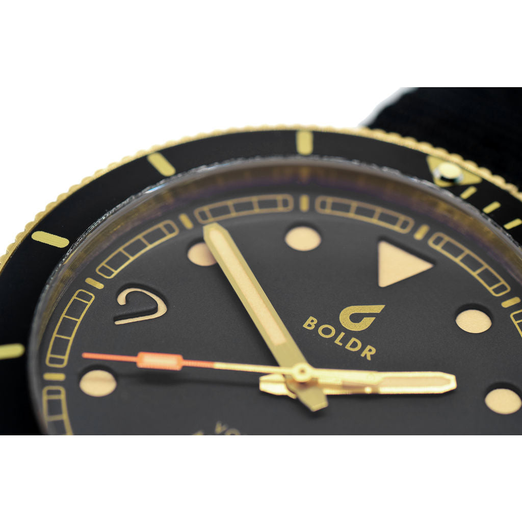 BOLDR Voyager Diver Watch | Arctic